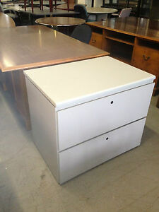 2 Drawer Lateral Sz File Cabinet By Kimball International