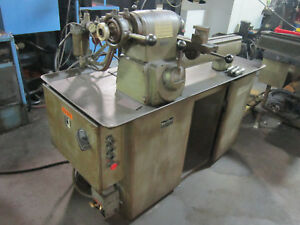 Rivett 60 Series Turret Lathe