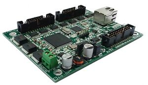 Ether mach Mach3 Mach4 Cnc Ethernet Motion Controller By Stepper3 With Cables