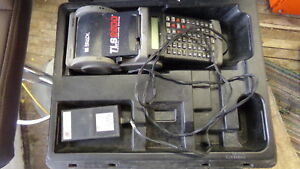 Brady Tls2200 Thermal Label Printer System With Hard Case free Shipping