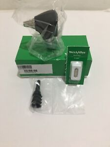 Welch Allyn 25020 3 5v Standard Otoscope Brand New Extra Lamp
