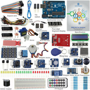 Uno R3 Kit Upgraded Version Rfid Learning Kit V2 0 For Arduino Suitable