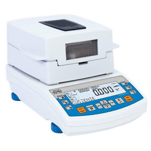 Radwag Pm210 r Moisture Analyzer Three 3 Year Warranty