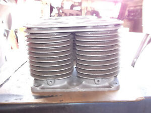 Wisconsin Vh4d Or W4 1770 Rebuilt Engine Cylinders With New Bolts Supplied