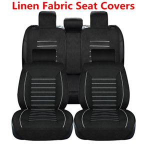 Universal Car Seat Cover Set Car Styling Car Interior Accessories Sedans Seat