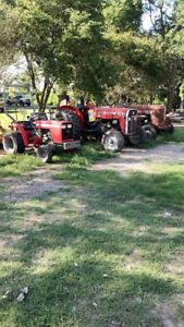 Massey Ferguson 1010 Low Hours With Attachments
