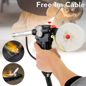 Nbc 200a Miller Mig Spool Gun Pull Feeder Aluminum Welding Torch Kit W 1m Cable