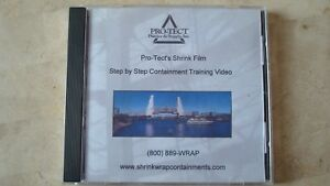 Pro tect Shrink Wrap Boat Large Objects Training Video Dvd