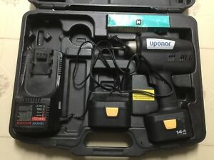 Wirsbo Uponor Propex 150 Battery Expander Tool Kit