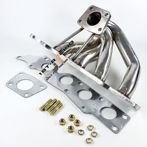 Stainless Steel K04 582 Turbo Exhaust Manifold For Mazdaspeed 3