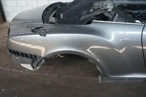 Rear Right Quarter Panel Body Structural Metal Cut Bentley Continental Gtc 2008