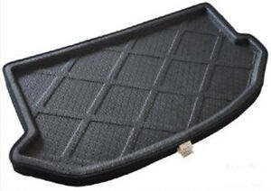 Trunk Boot Cargo Mat Black Waterproof Pe Eva Duarable For Kia Soul 2010 2013