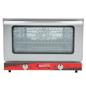 Nib 1 2 Size Commercial Restaurant Kitchen Countertop Electric Convection Oven