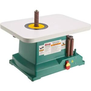 G0538 1 3 Hp Oscillating Spindle Sander