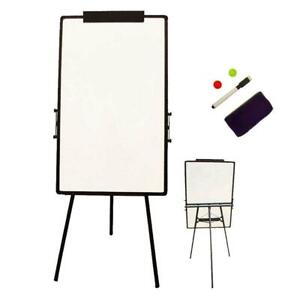 24 x36 Magnetic Writting Whiteboard Dry Erase W Height Adjustable Tripod Stand