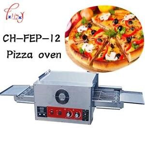Commercial Pizza Oven Electric Baking Oven Bake Large Dispenser Cake Bread Pizza