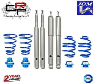 Adjustable Coilover Kit For Bmw E30 Saloon Coupe 1982 1992 Jom