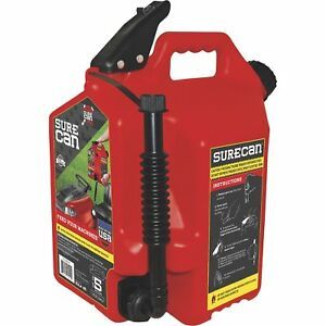 Surecan 5 gallon Gas Can