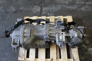 2009 Nissan Gt r R35 Vr38 Awd Oem Complete Auto Transmission Rear Diff 1110