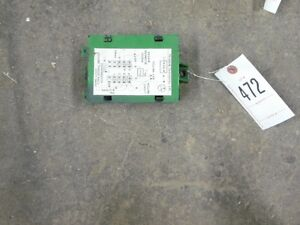 John Deere 4430 Tractor Cab Relay Panel Tag 472