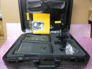 Fluke Dsp 2000 Network Cable Analyzer Dsp 2000sr Smart Remote tested