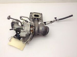 2013 2014 13 14 Ford Focus St 6 Speed Oem Turbo Charger Turbocharger