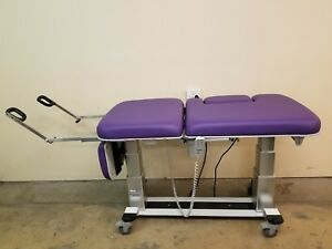 Oakworks Medical Dual Tower Ultrasound Table 2012 Model 16819806 Inv 4256 600