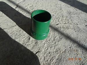 Greenlee 3 1 2 Threaded Bushing Pipe Adapters Wire Cable Tugger Puller 685