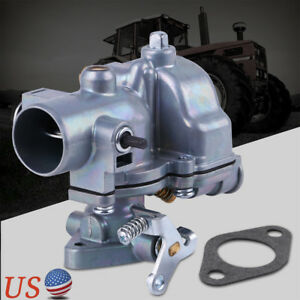 Carburetor For 251234r91 Ih Farmall Tractor Cub 154 C92 251234r92 405004r91 Carb