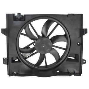 06 11 Crown Victoria Grand Marquis Town Car Radiator Fan With Control Module