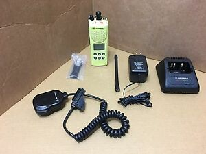 Police Fire Motorola Xts3000 Ii Vhf P25 Digital Narrowband Radio W Programming