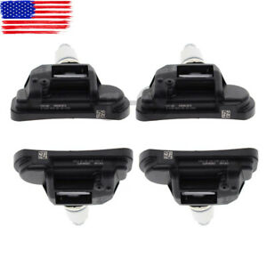 4x Oem Tpms Tire Pressure Monitor Sensor For Mercedes Benz S400 S550 S600 Slk250