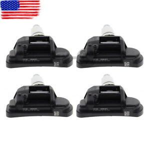 4pcs Oem Tire Pressure Sensor Tpms For Mercedes Benz Sprinter 2500 Slk280 Slk300