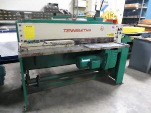 Tennsmith Mechanical Power Shear Model Lm510