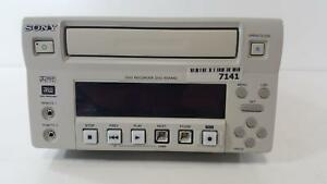 Sony Dvd Recorder Dvo 1000md Professional Medical Ultrasound Ntsc Pal