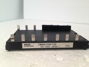 New Old Stock 7mbr10nf120 Fuji Module