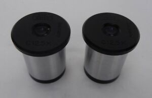 Carl Zeiss Surgical Microscope Binocular C 12 5x Lenses