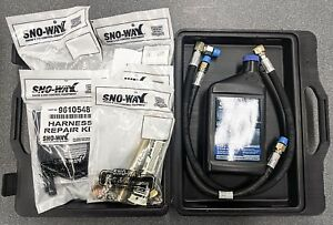 Sno Way Snow Plow Emergency Repair Kit 96109205 Don T Plow Without This