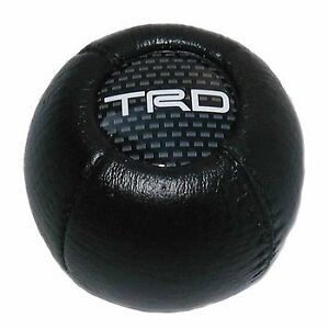 Lexus Oem Factory Trd Leather Shift Knob 2002 2005 Is300 Manual Transmission