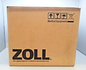 New Zoll Aed plus Defibrillator French Language W Carry Case