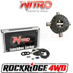 Nitro Lunch Box Locker reuse Side Gears Ford 8 9 28 Or 31 Spline