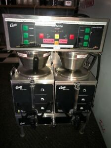 Curtis System 612 ild Coffee Maker W Coffee Grinder
