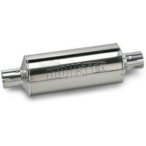 Banks Power Muffler 3 In Out Fits Gm Ford Nissan Gas Truck