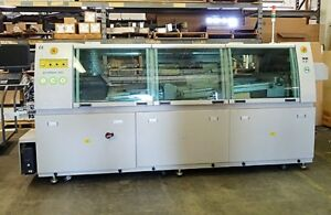 Eco Automation Ew 450 Lead free Wave Soldering Machine