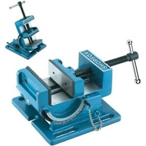 4 Small Angle Tilting Vise For Drill Press