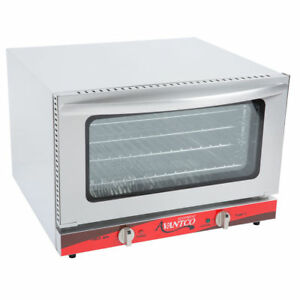 1 2 Size Commercial Restaurant Kitchen Countertop Electric Convection Oven 10rb