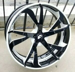 24 Forgiato S221 ecl Wheels Bentley Audi A8 Mercedes S63 S65 S550 S600