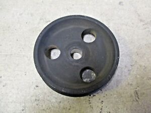2000 Chevrolet Impala 3 4l Power Steering Pulley