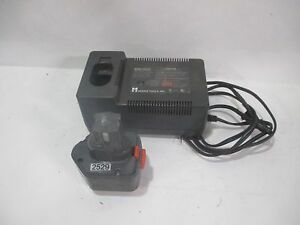 Huskie Charger Battery 14 4v Bp 70e 14 4 Volt Husky Robo Crimp Rec 258 585