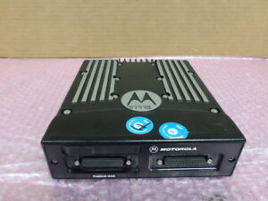 Motorola Xtl5000 Mobile Radio Control Unit M20urs9pw1an